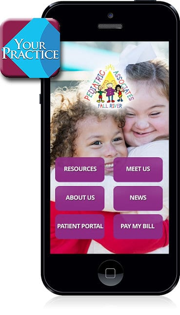 Pediatric Associates of Fall River Mobile App